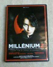DVD CINÉMA FILM SERIE / MILLENIUM 2 LA FILLE QUI REVAIT D UN BIDON D ESSENCE ET