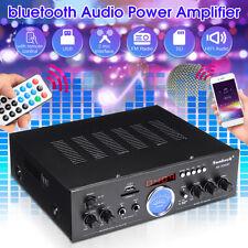 2000W HiFi Verstärker bluetooth 5 Kanal Stereo FM-Radio USB SD Home Karaoke  ?.