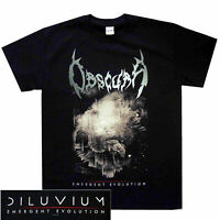 Obscura Emergent Evolution Shirt S-XXL Official T-Shirt Death Metal Band Tshirt