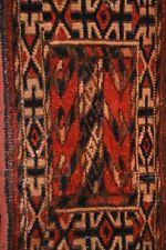 antique Turkmen Yomud Spindel Bag IKCELIK 19th CENTURY  CENTRAL ASIA