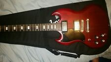 2017 Gibson SG Special T  Satin Cherry Left Handed Electric Guitar