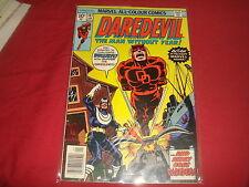 DAREDEVIL #141  Bullseye appears    Marvel Comics 1977  VF