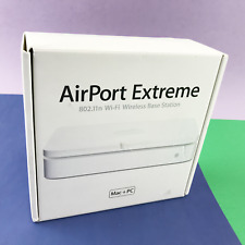 Apple AirPort Extreme Base Station Model: A1143 Access Point - Wi-Fi #NO0050
