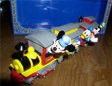 Disney Mickey Donald Goofy Train World Ship
