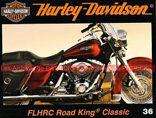 HARLEY DAVIDSON FLHRC 1450 Road King Classic The Marlboro Man Homme aux Santiags