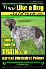 German Wirehaired Pointer, German Wirehaired Pointer, Training | Think Like a.