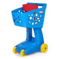 Little Tikes Lil Shopper Toy Shopping Cart, Blue