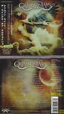 Crimson Wind - The Wings Of Salvation +2 Japan CD+obi, Power Metal, Thy Majestie