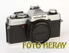 Minolta XG-2 Spiegelreflexkamera guter Zustand 36141