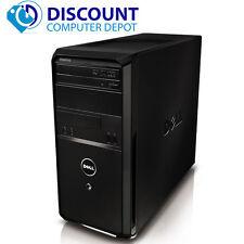 Dell Vostro Windows 10 Desktop PC Tower Computer 2.66GHz Core 2 Duo 4GB 160GB