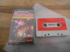 Tape Pop James Last - Live In London (8 Songs/Medleys) POLYDOR BRD