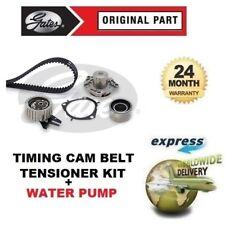 FOR ALFA ROMEO 166 2.4 JTD 2003-2007 TIMING CAM BELT TENSIONER + WATER PUMP KIT