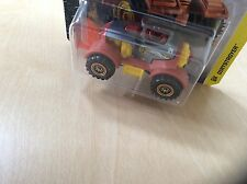 Matchbox New Toy Model Tractor 36/125 Dirtstroyer Metallic Grey / Yellow Sealed