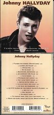 CD 18 TITRES JOHNNY HALLYDAY BEST OF 1992 CRISTAL COLLECTION DISQUES VOGUE S.A.