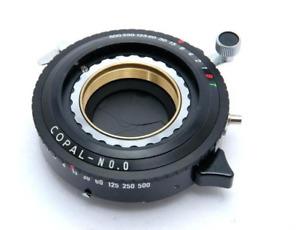 Copal #0 Shutter For Large Format Lens