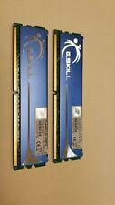 G.Skill PQ 4GB (2x2GB) DDR2-800 PC2-6400 5-5-5-15 F2-6400CL5D-4GBPQ