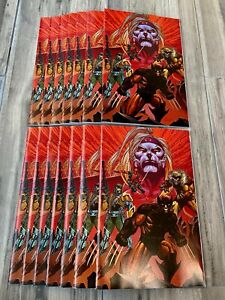 Wolverine Virgin Variant issue #1 / 14 Book Lot / Scott Williams / NM/M Cond.