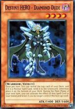 Destiny HERO - Diamond Dude X 3 RYMP-EN033 Common Yugioh
