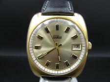 "K296⭐⭐ Vintage "" ARSA UNITAS ""  Unitas Armbanduhr Handaufzug Kal.1950/54 ⭐⭐"