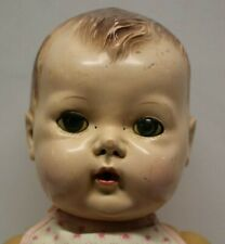 """Vintage 1950's American Character Tiny Tears 14""""  Doll - N-3"""