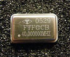 5x Crystal Oscillator 40.000000MHz