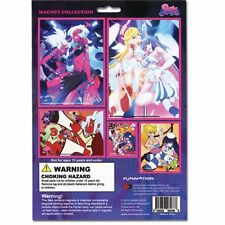 *NEW* Panty & Stocking with Garterbelt Magnet Sheet Collection by GE Animation