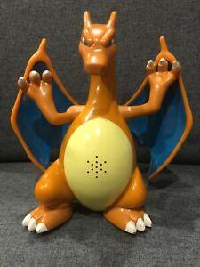 "Pokemon Hasbro 7"" 2004 CHARIZARD Action Figure Light and Sound Effects"