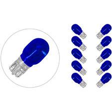 77220132 LAMPADINE FRECCE 12V 10W TUTTOVETRO BLU CONFEZIONE da 10 PEZZI