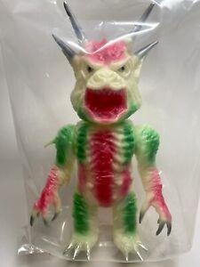 Skull Head Butt Demon X Rare Glow Vinyl Version MIB Kaiju Japan Sofubi MVH