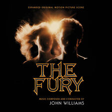 THE FURY John Williams LA-LA LAND 2-CD Ltd Ed SOUNDTRACK Score BRIAN DePALMA New