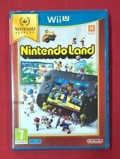 Nintendo Land - NINTENDO WiiU - NUEVO