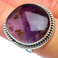 Large Cacoxenite 925 Sterling Silver Ring Size 6 Ana Co Jewelry R37158F