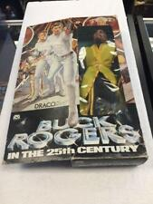 "1979 Buck Rogers in the 25th Century DRACO 12"" figure by Mego"