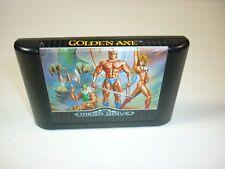 Golden Axe 1 (Sega Genesis, 1989) - Classic Game Cartridge - TESTED - PAL - !!!