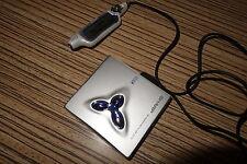 Sharp ST770 Minidisc MD Player  (311) Silber  LP MDLP + Displayremote