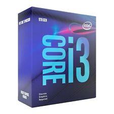 Intel Core i3 9100 F 3.6GHz Quad Core LGA1151 CPU
