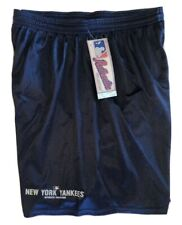 New York Yankees Vintage Majestic Mesh Gym Shorts Size XL