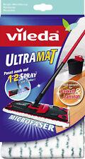 vileda® Moppbezug UltraMat, für harte Böden, Mikrofaser