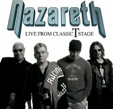 Nazareth - Live From Classic T Stage (2016)  CDD  NEW/SEALED  SPEEDYPOST
