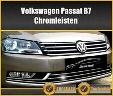 VW Passat B7 - 3M Chrom-Leisten Zierleisten Chromleiste Unten 3 tlg. NEU