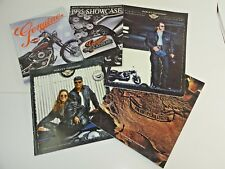 Harley Davidson Collectible 1995 Showcase Part Accessories Motorclothes Catalogs