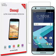 6X Dooqi HD Clear LCD Screen Protector Shield Saver For HTC Desire 650
