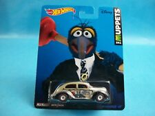 Hot Wheels Disney The Muppets FAT FENDERED '40 Gonzo Real Riders