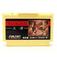 NES / Famicom Spiel - Shanghai JAP Modul