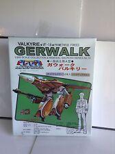 Nichimo 1/200 Macross Valkyrie VF-1A Prometheus Forces Gerwalk #10 Model Kits