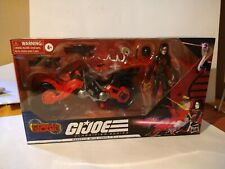 GI Joe Classified Series Baroness With Cobra Coil New In Hand 2020 Hasbro Target