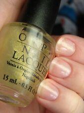 OPI Nail Polish Lacquer NL V13 HEART OF GOLD 15ml