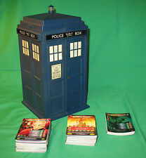 Doctor Who Battles in Time: 177 cards with TARDIS case. Part sale for charity do