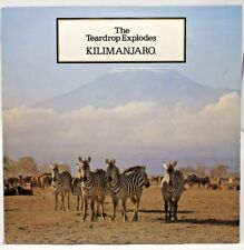 "The Teardrop Explodes ""Kilimanjaro"" LP"