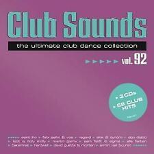 Club Sounds, Vol. 92